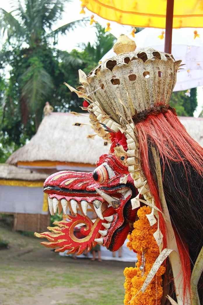 Bali Art Ceremony Traditional Culture Indonesia Temple Hindu Decoration Festival Dance Pikist