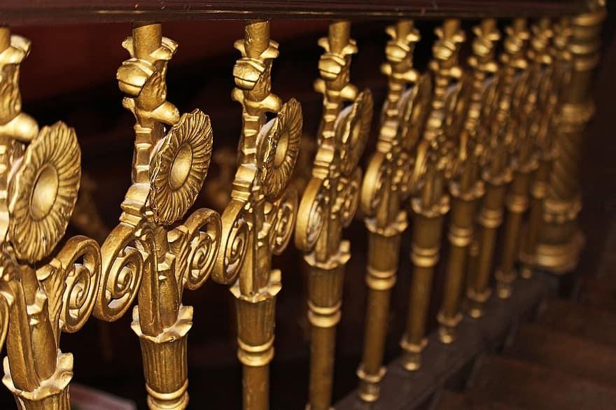 Treppengeländer Handrail Antique Handrail Stairs Architecture | Antique Handrails For Stairs | Newel Posts | Wrought Iron Stair | Antique Wood | Antique Green | Wood