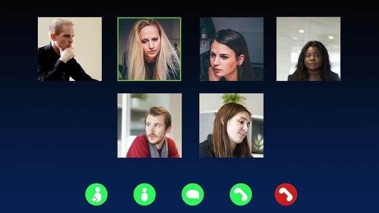 Video Call, Online, Zoom, Skype, Video, Computer, Meeting, Webinar ...
