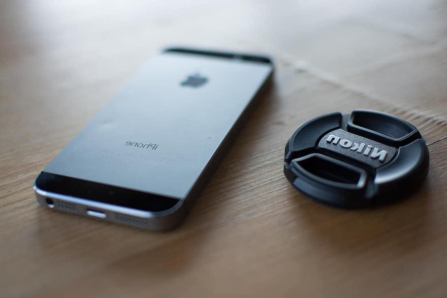 3 accessoires photo pour Smartphone