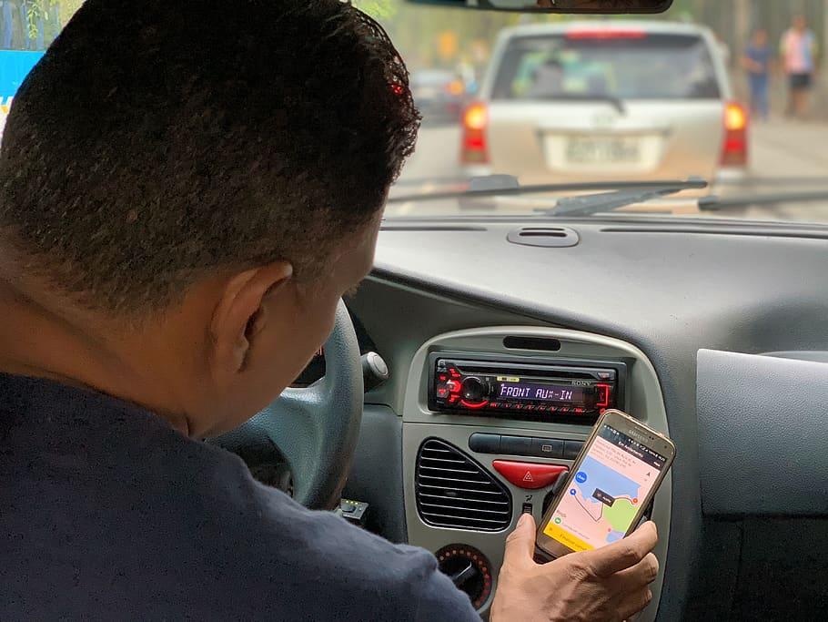 conductor de Uber en Morelia