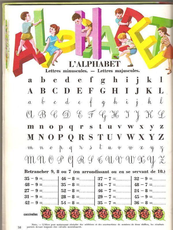 """Résultat de recherche d'images pour """"alphabet méthode boscher"""""""