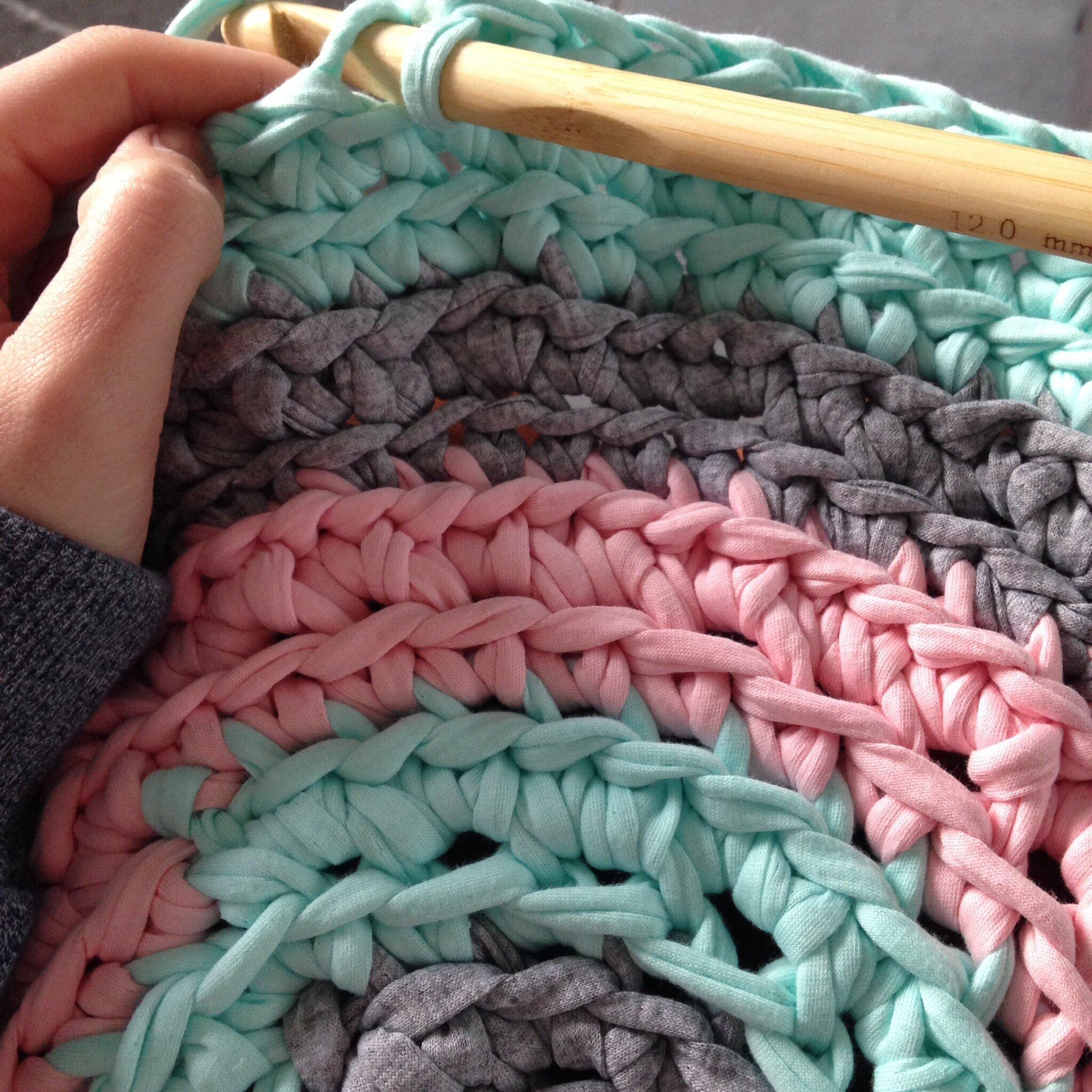 le tapis crochete oror et cie