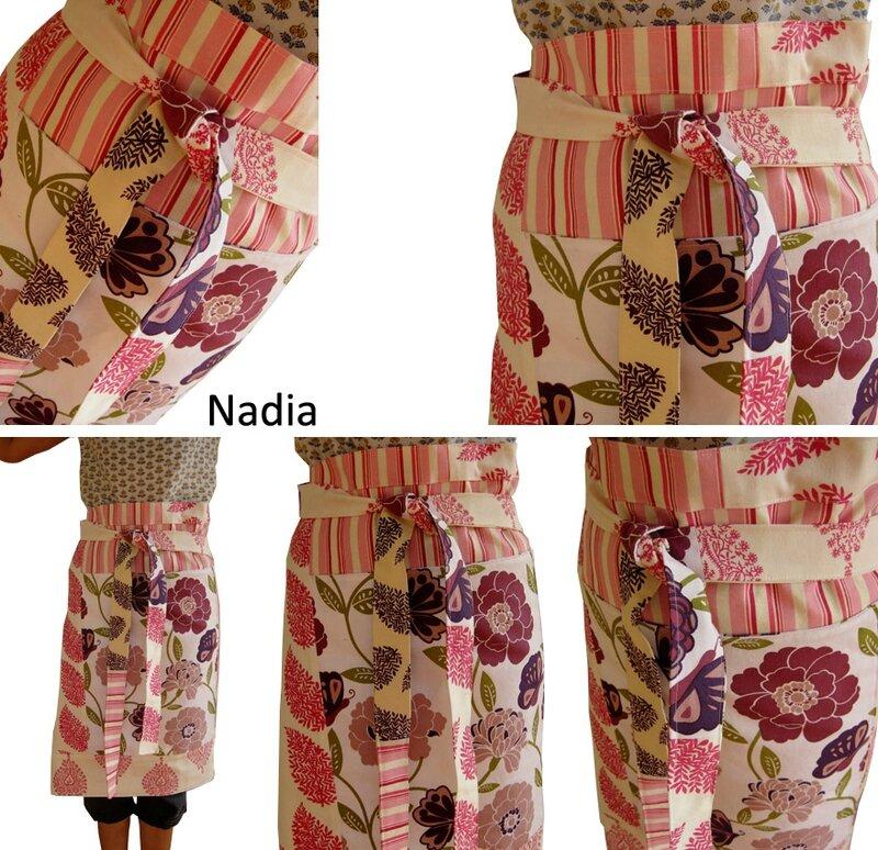 Tablier Nadia