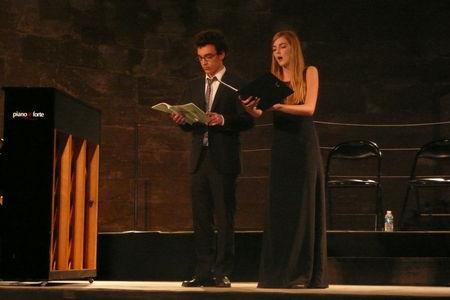 A Maguelone Le Bel Canto Avec Les Jeunes Talents Lyriques