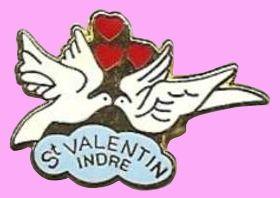 Pin's Saint Valentin 4