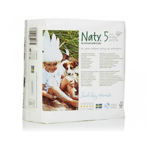 couches-ecologique-naty-junior-taille-5-