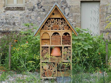 Hôtel insectes
