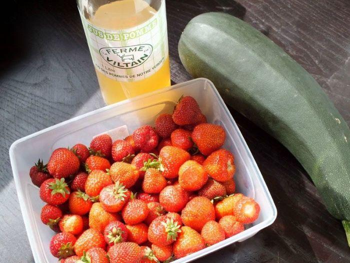 cueillette-fer-de-viltain-roses-oeillets-des-poetes-fraises-oignons-jaunes-groseilles-lys-courgettes-jus-de-pomme-verger (12)