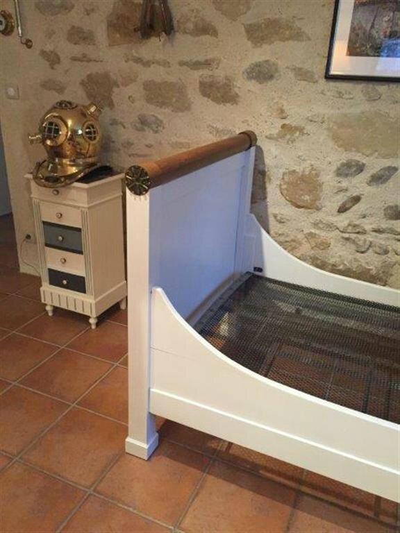 Relooking Et Detournement Dun Lit Louis Philippe