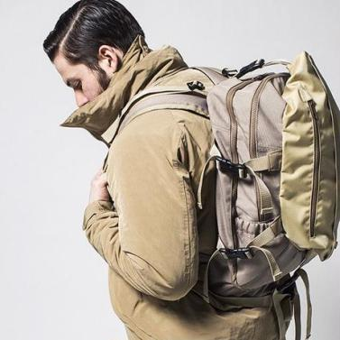 "CORDURA Nylon ""Outside""/BEIGE"