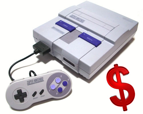 7 most expensive Super Nintendo games!