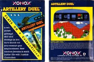 Artillery Duel