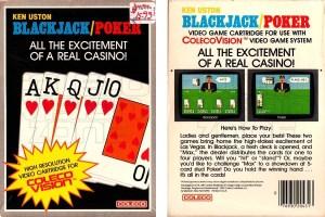 blackjack/poker