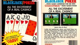 blackjack/poker