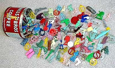 cracker jack toys