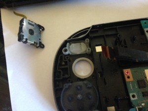 Replacing Thumb Stick on PlayStation Vita