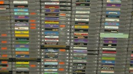 retro game collecting