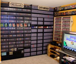 Game Collecting