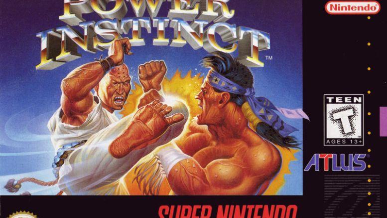 Power Instinct