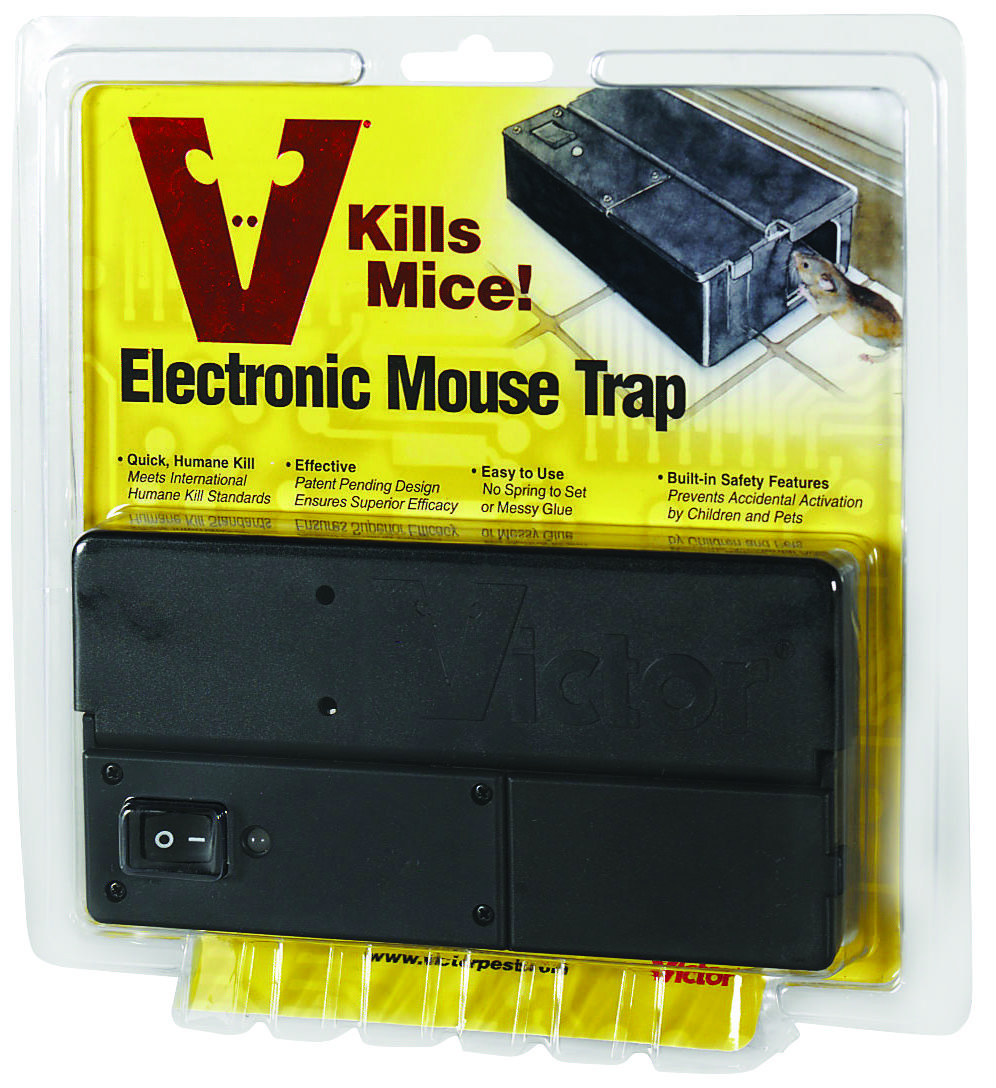 Woodstream M252 M250 Victor Electronic Mouse Trap 072868250521 2