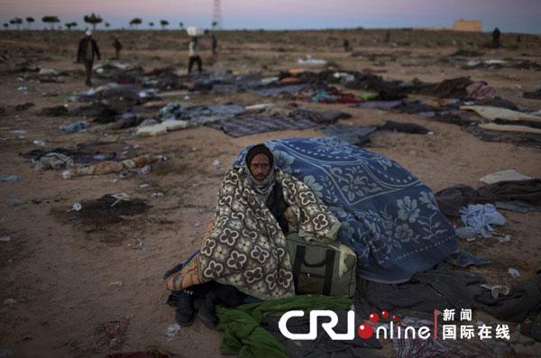 Des exilés libyens ont trouvé refuge en Tunisie