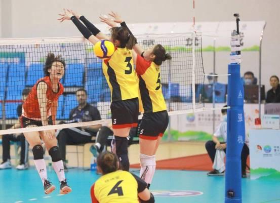 恒大女排全运会预赛零封李英莹助天津连续六场获胜