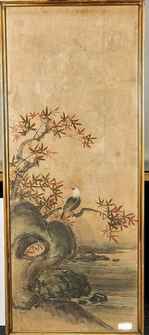 Two Korean Paintings on Paper