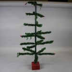 Vintage 1940 50s Tabletop Christmas Tree Jul 09 2017 Stony Ridge Auction In Oh