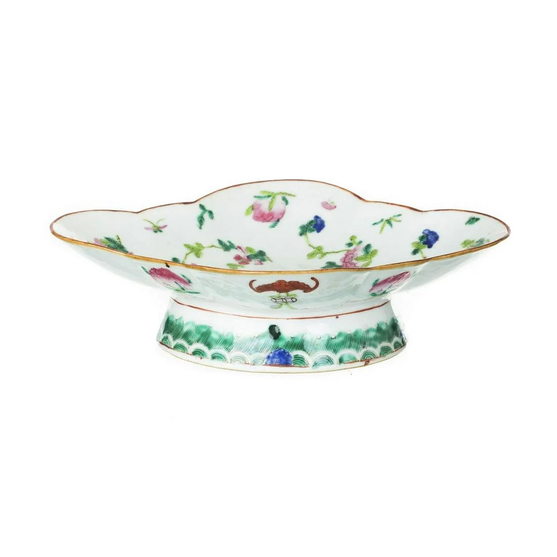 Chinese porcelain bowl, Tongzhi