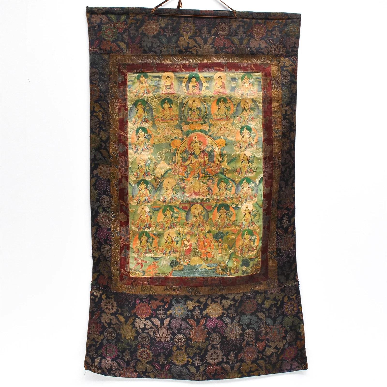 A Tibetan Tanka