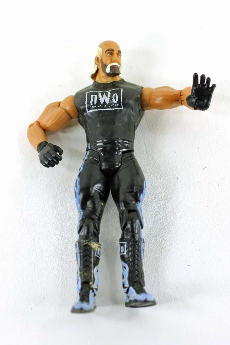 For Auction Hulk Hogan Wwe Wwf Wrestling Action Figure 0028 On Jan 14 2019 Denotter Auctions Llc In Il