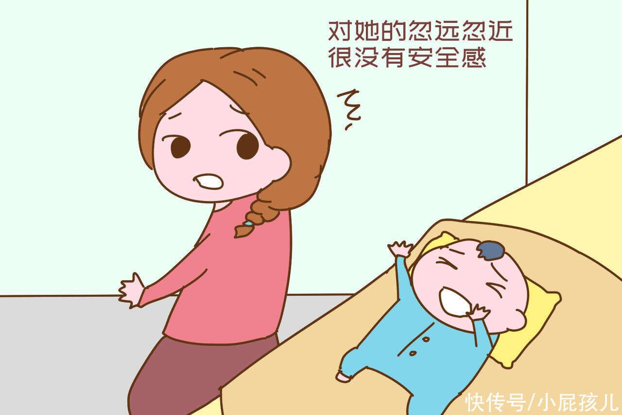 寶寶明明困得睜不開眼,為何堅持哭鬧不止?專家提醒:娃在求救
