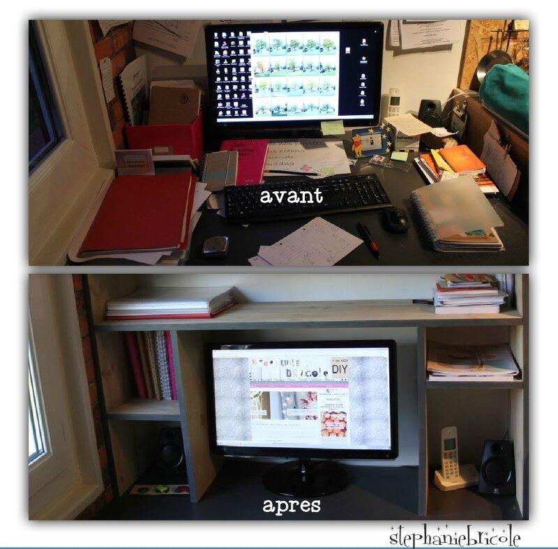 Astuce Rangement Bureau CE37 Montrealeast