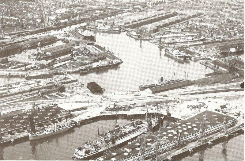 LE HAVRE VU DU CIEL 1 1939 Le Havre En Photo