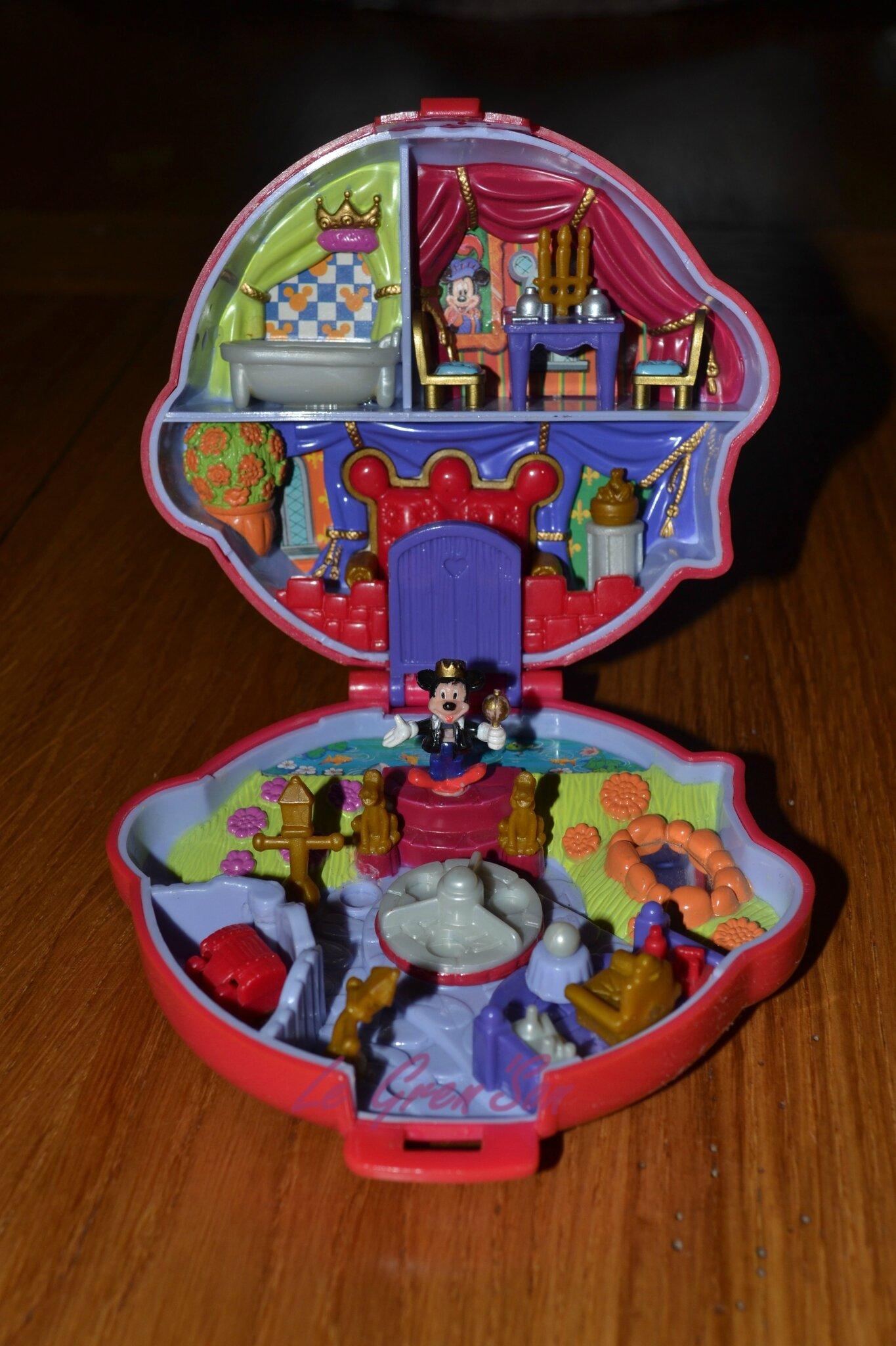 Polly Pocket Disney Mickey Le GrenSon