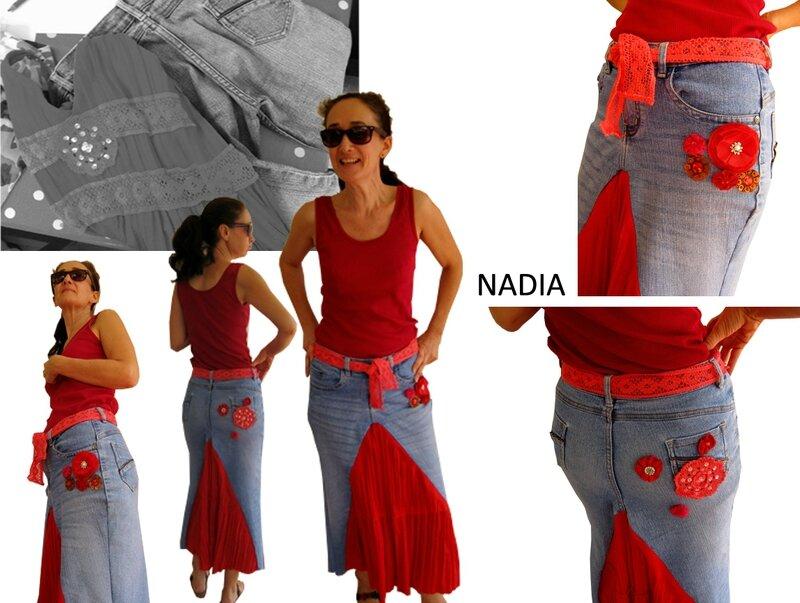 Jupe Nadia