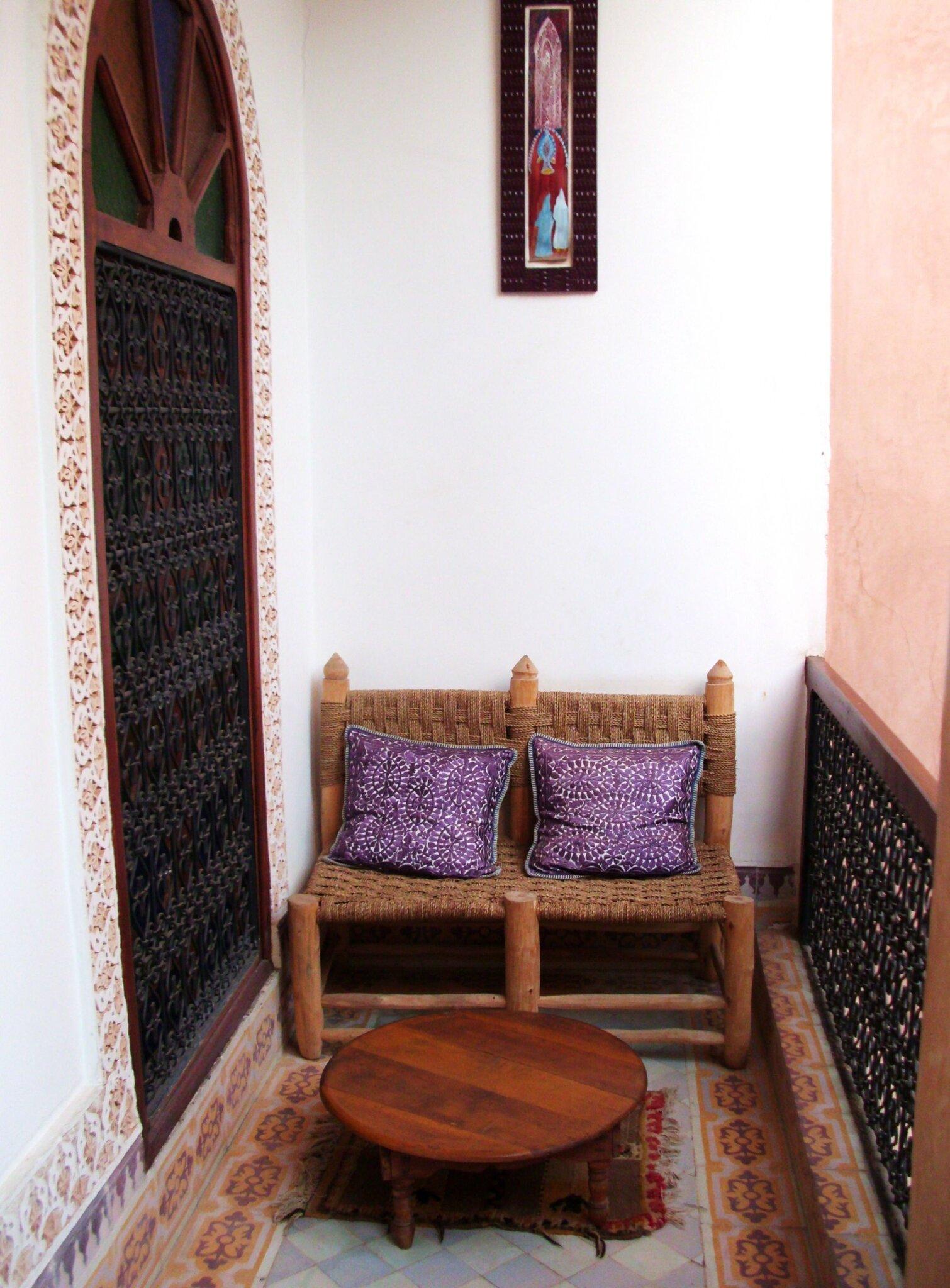 balcon chambre charel assal