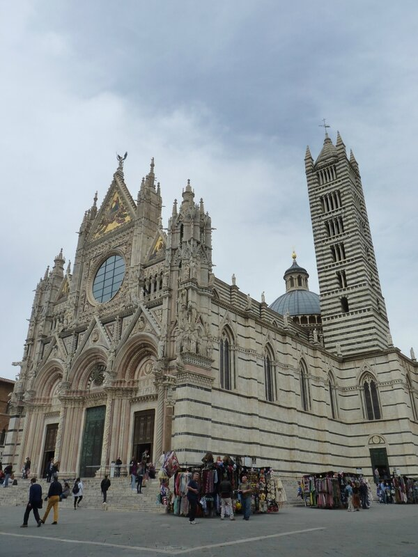 Duomo di Santa Maria Assunta, Sienne