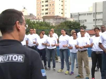 COL minimiza la situación de los agentes de seguridad sin entrenamiento y confía en las empresas contratadas. Foto: BBCBrasil.com