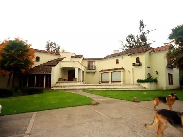 Esta es la nueva casa de la Presidenta Michelle Bachelet. Foto: Reproducción / Goplaceit