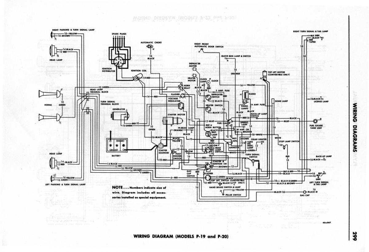 Plymouth Deluxe Wiring Diagram