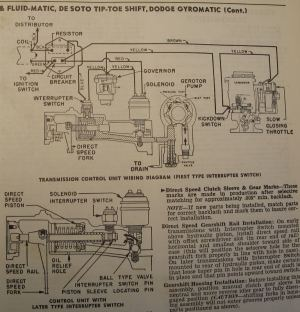1947 DeSoto Wiring Diagram  P15D24 Forum  P15D24