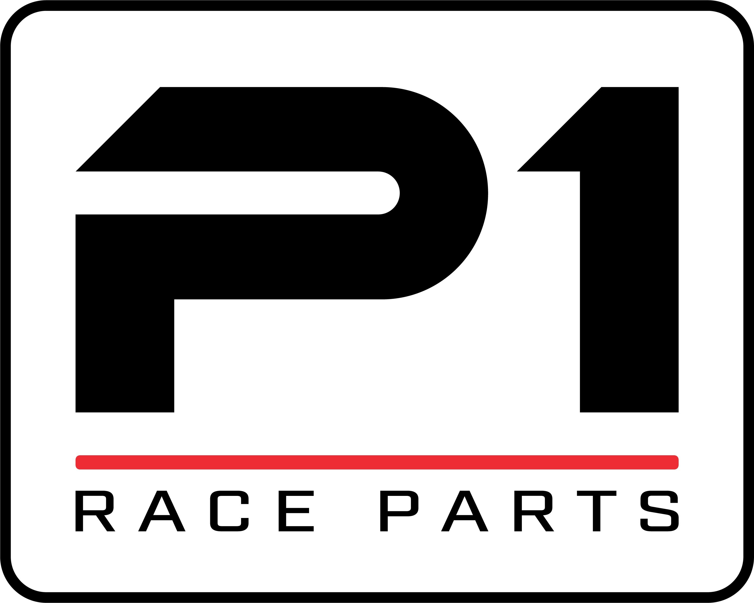 p1 race parts exhaust