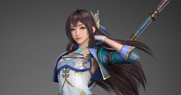 Characters Female Dynasty Warriors