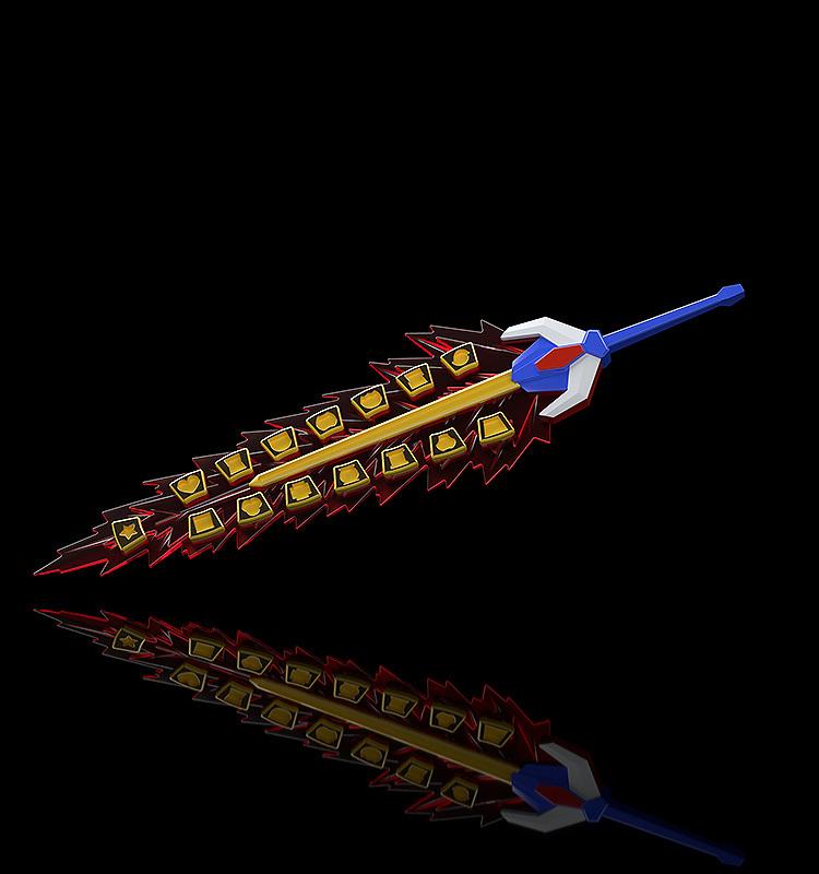 【模型】GSC《絕對無敵 五次元帝國的逆襲版》MODEROID 雷神王 預定 9 月發售《Zettai Muteki Raijin-Oh》 - 巴哈姆特