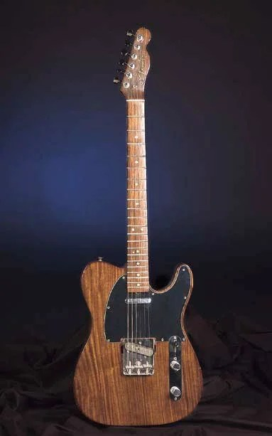 George Harrison's 1968 rosewood Fender Telecaster