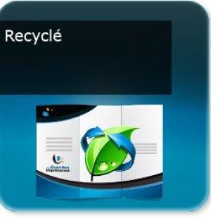 impression  Recyclé écologique