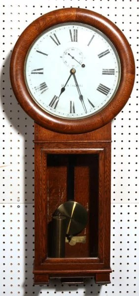 Seth Thomas Clock No 5 Fashion