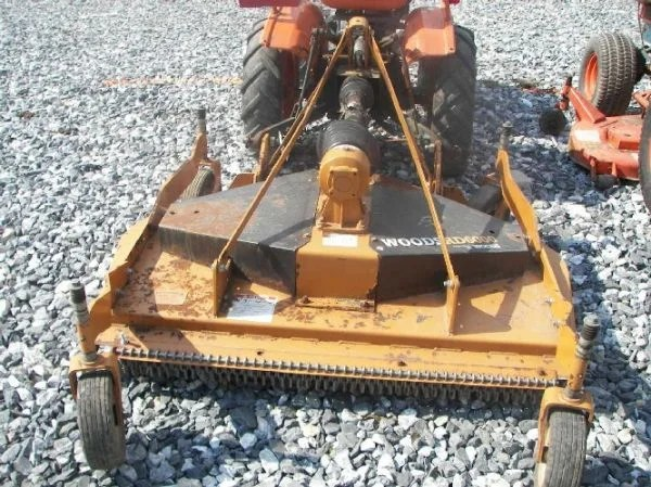 66 Woods Rd Finish Mower For Tractor Lot 66